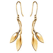 Lumoava Morrow earrings (Gold plated)