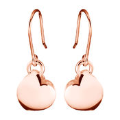 EARRINGS LUMOAVA HALI (Rose gold plated)