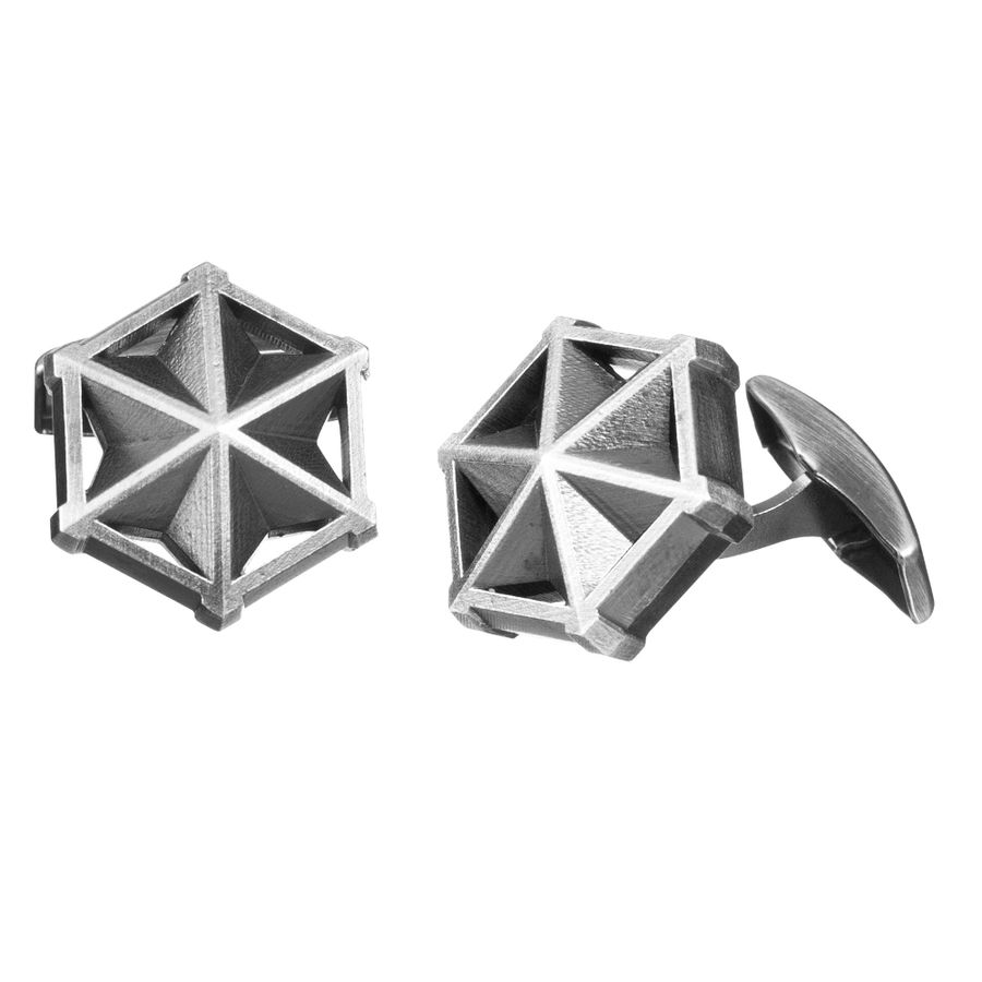 Lumoava Hero cufflinks