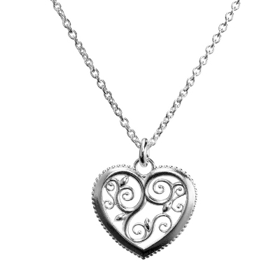 Lumoava Hearts pendant, big