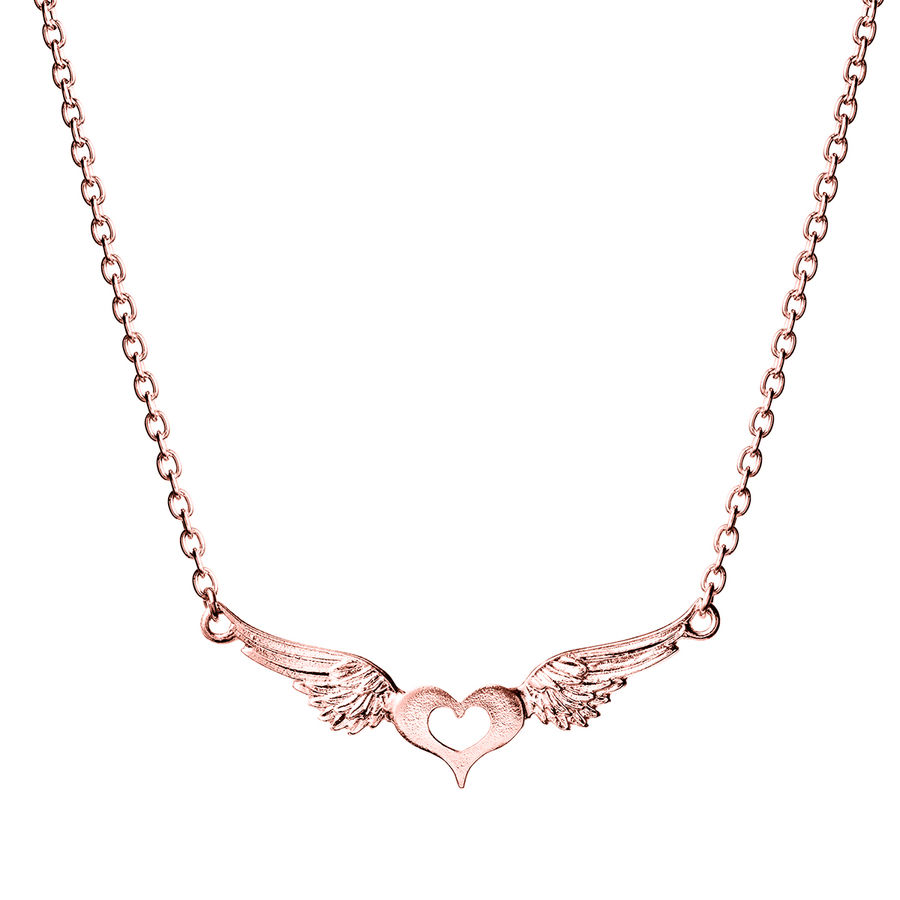 Lumoava Beloved necklace, Rose gold plated​