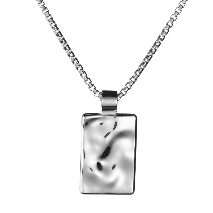 Lumoava Honey pendant, silver