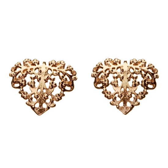 Lumoava Bella earrings, gold
