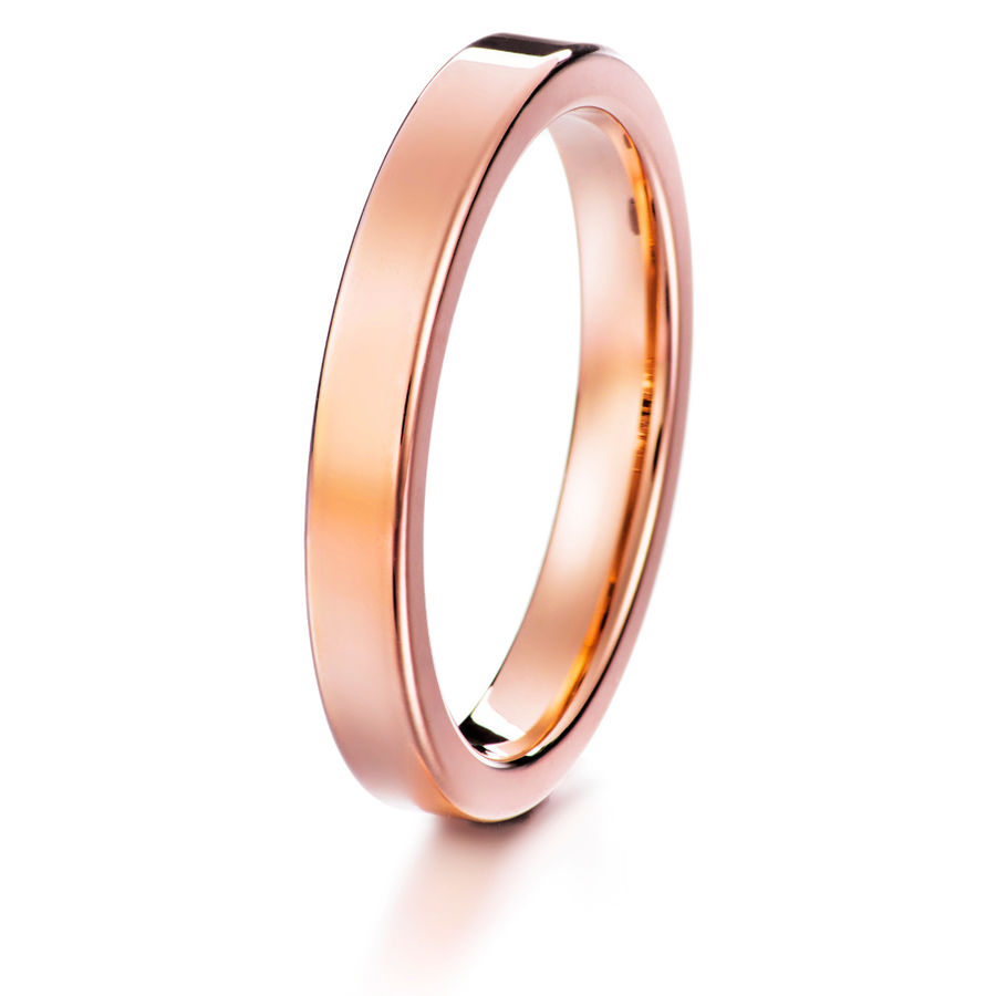 Lumoava Delight rose gold ring