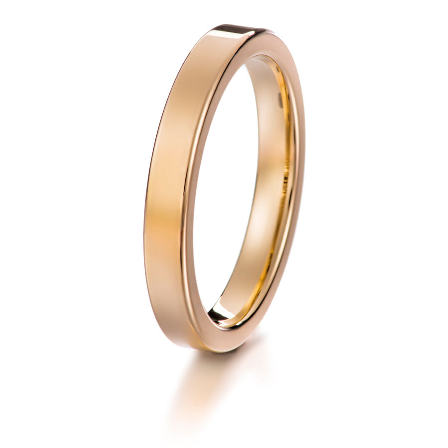 Lumoava Delight gold ring