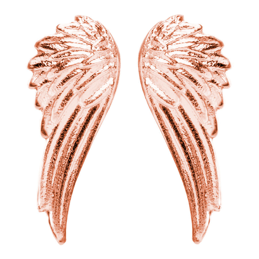 Lumoava Beloved earrings (Rose gold plated)