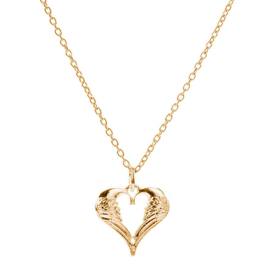 Lumoava Beloved pendant (Gold plated)