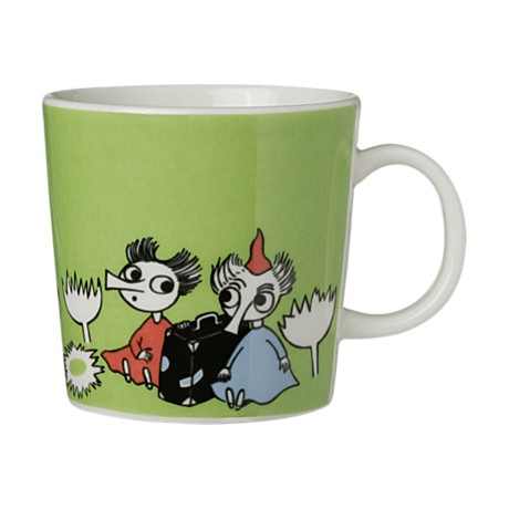 Moomin mug Thingumy and Bob
